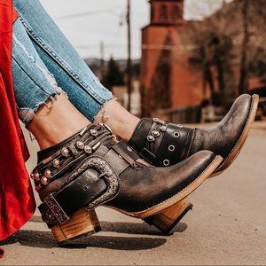 Freebird Saloon Boot